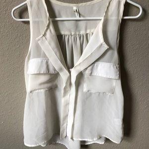 Tank top/blouse